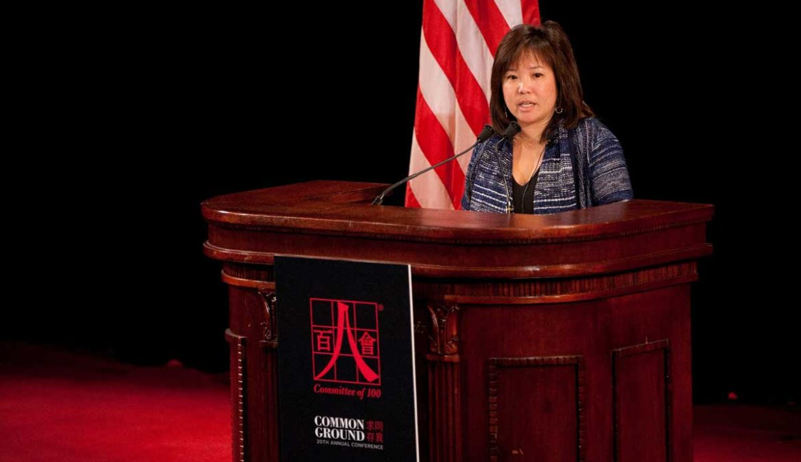 Former U.S. Attorney Debra Wong Yang Being Considered to Lead SEC