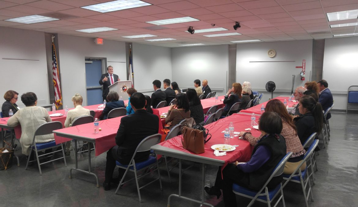 APR 9 – TARC General Meeting with US Rep. John Culberson